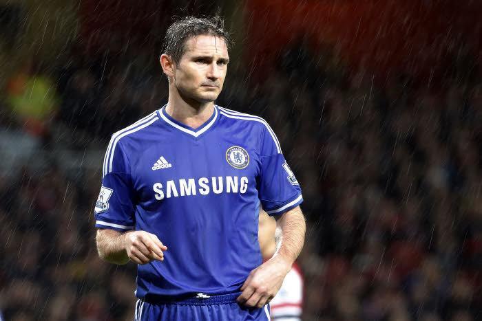 Un salaire énorme proposé à Lampard pour quitter Chelsea ?