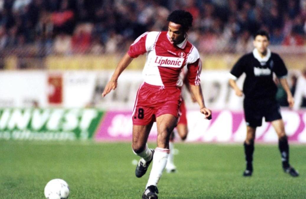 AS Monaco : Les premiers buts en pro de Thierry Henry (vidéo)