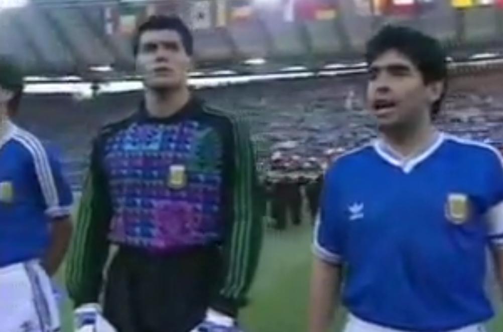 Coupe du Monde 1990 : Quand Maradona insultait les supporters italiens (vidéo)