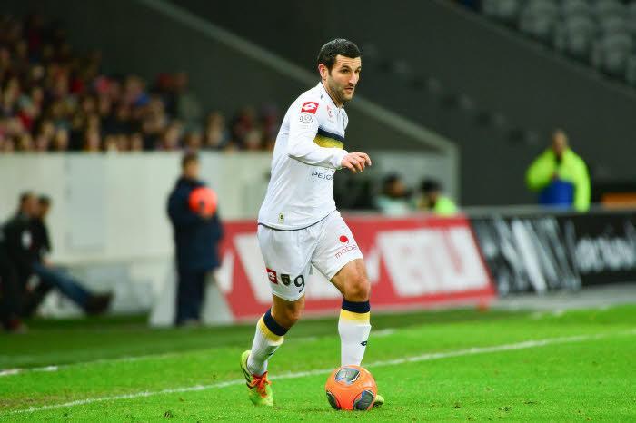 Pierre-Alain Frau, FC Sochaux