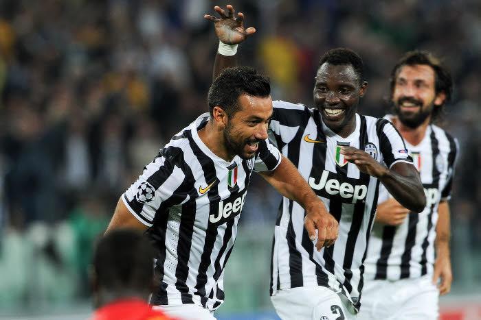 Fabio Quagliarella, Juventus Turin