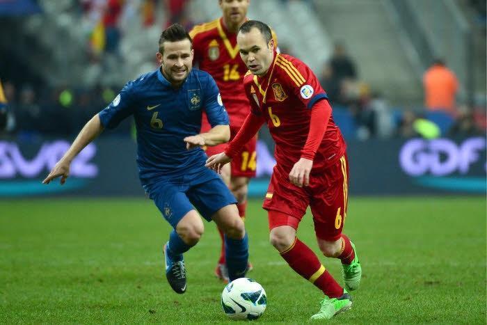 Coupe du monde 2014 coupe du monde br sil 2014 la pr sentation de l espagne - Jeu de foot coupe du monde 2014 ...
