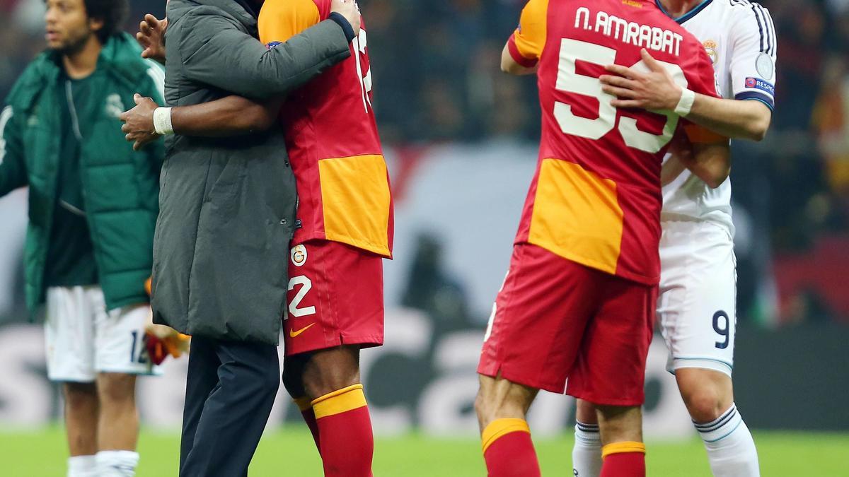José Mourinho - Didier Drogba