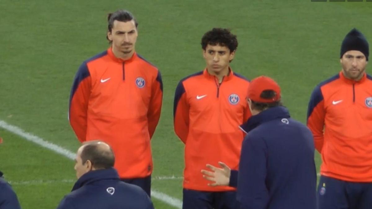 PSG : Ibrahimovic affole les compteurs (vidéo)