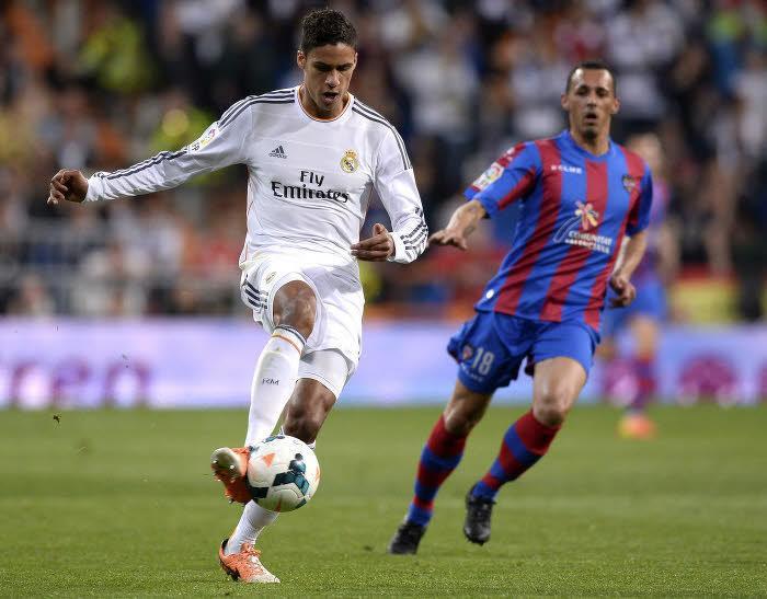 Rapheal Varane, Real Madrid