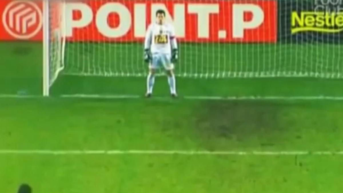 PSG - FC Nantes : Quand Landreau piégeait Ronaldinho (vidéo)