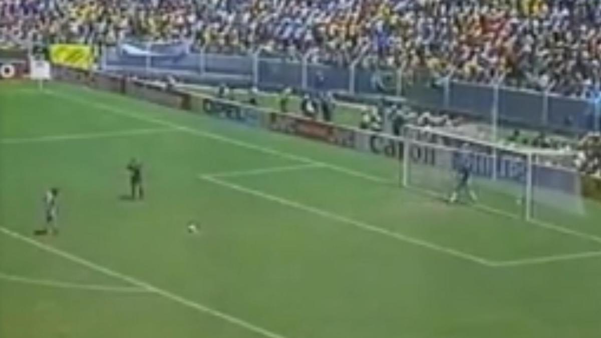 Coupe du Monde 1986 : Le penalty décisif de Luis Fernandez (vidéo)