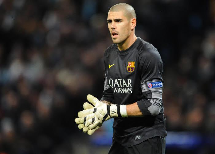Barcelone : Valdés s'enflamme pour son probable successeur !