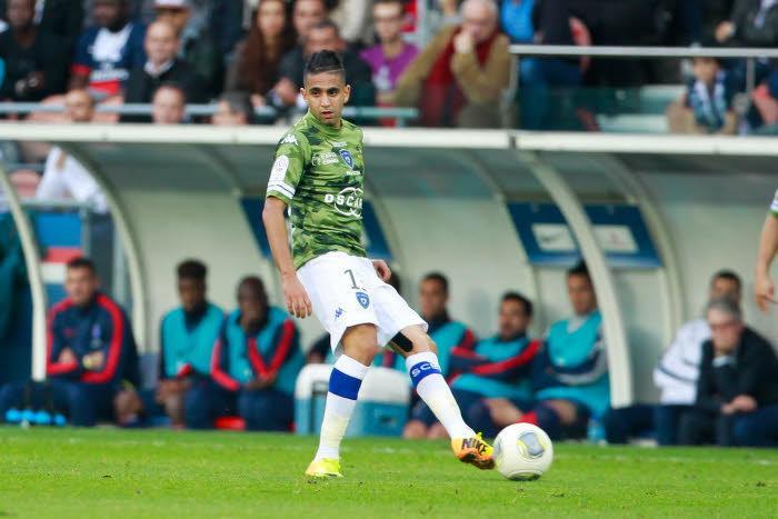Ryad Boudebouz, SC Bastia