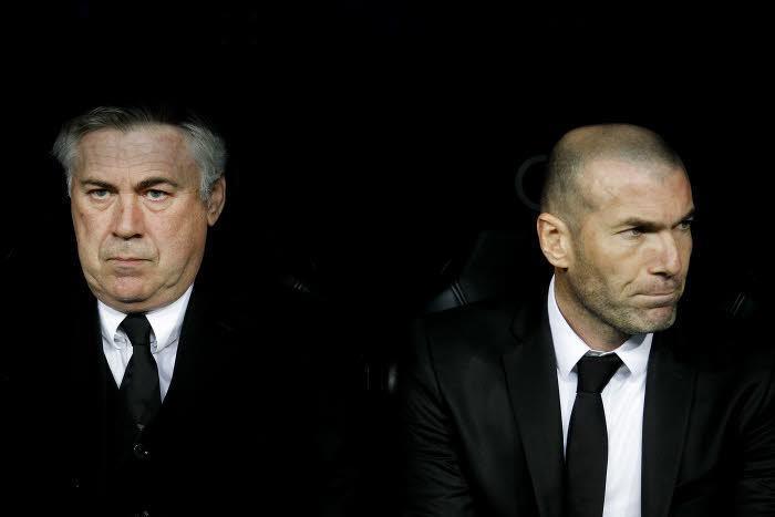Real Madrid : «Zidane entraîneur du Real, ça ne fait absolument aucun doute»