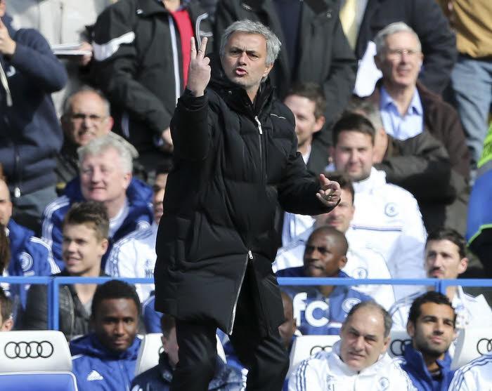 Chelsea/Arsenal : Pourquoi Mourinho a quitté le terrain avant la fin du match…
