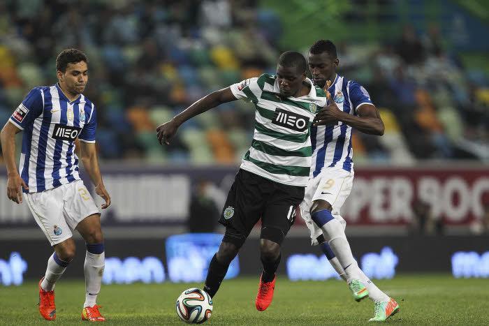 William Carvalho, Sporting Lisbonne