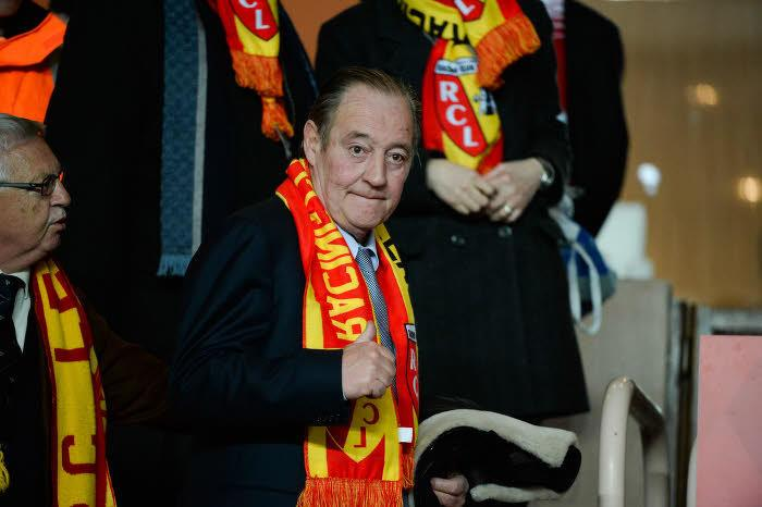Gervais Martel, RC Lens