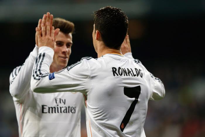 Cristiano Ronaldo agacé par Gareth Bale ?