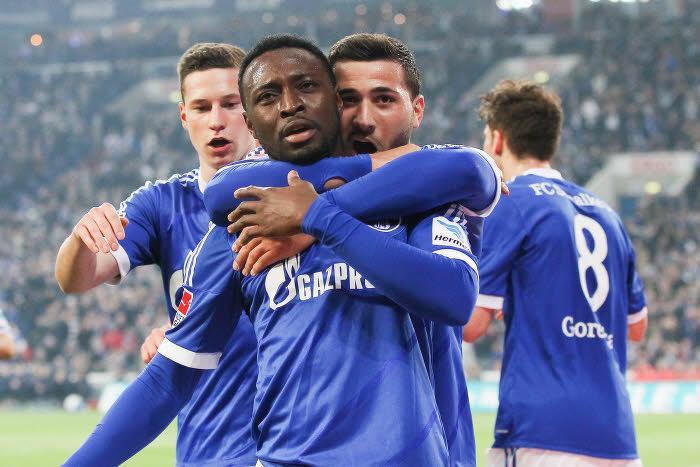 Chinedu Obasi, Schalke 04