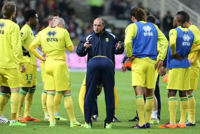 Bruno Baronchelli, FC Nantes