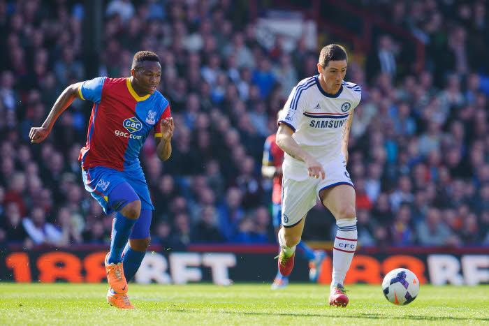 Fernando Torres n'a pas trouvé la faille face à Crystal Palace