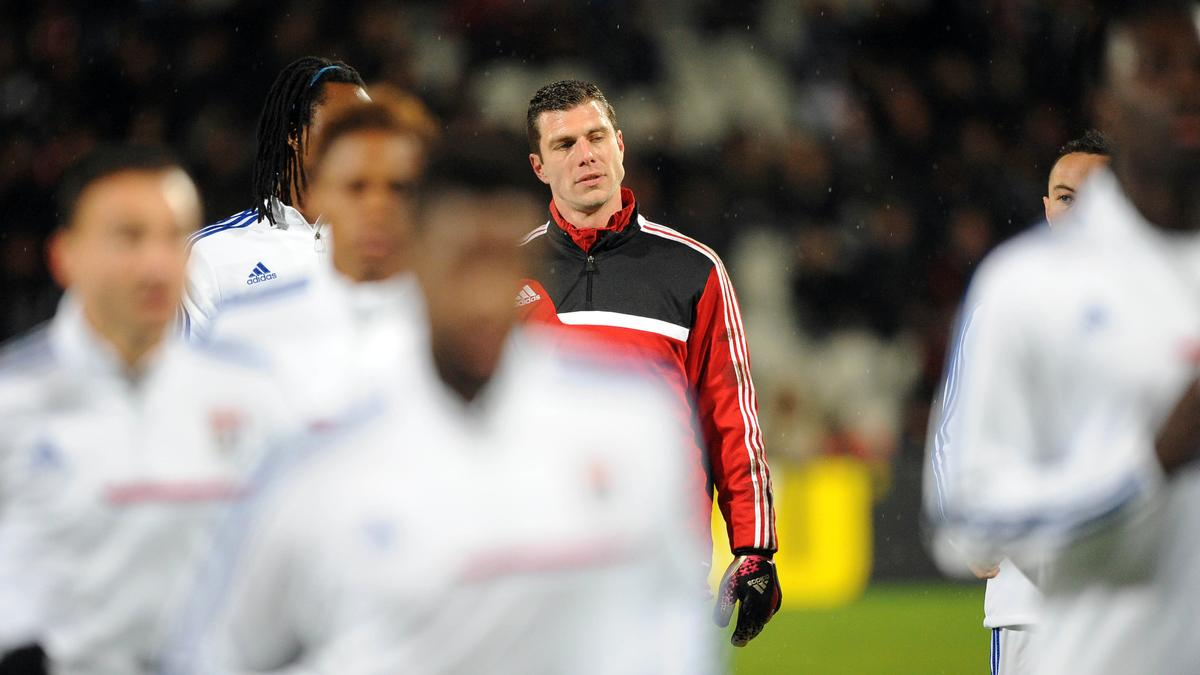 Rémy Vercoutre, OL