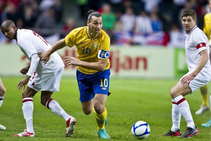 Zlatan Ibrahimovic, Suède