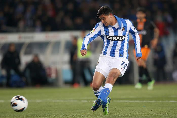 Gonzalo Castro, Real Sociedad