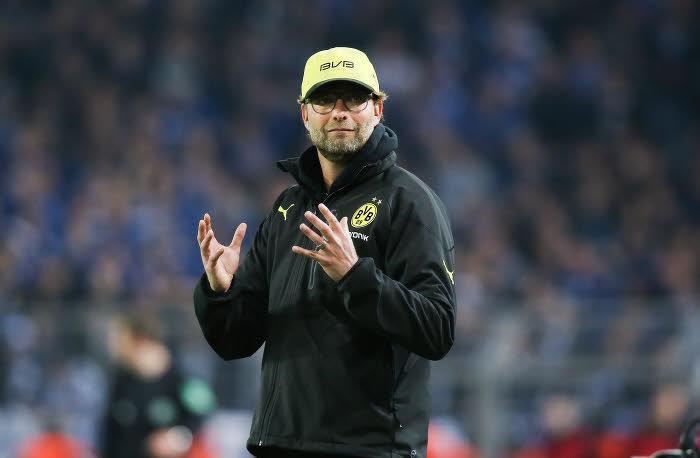 Jürgen Klopp, Borussia Dortmund