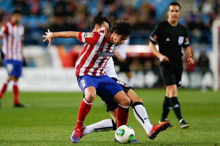 Tiago, Atlético Madrid