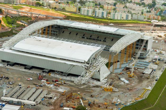Stade Sao Paulo