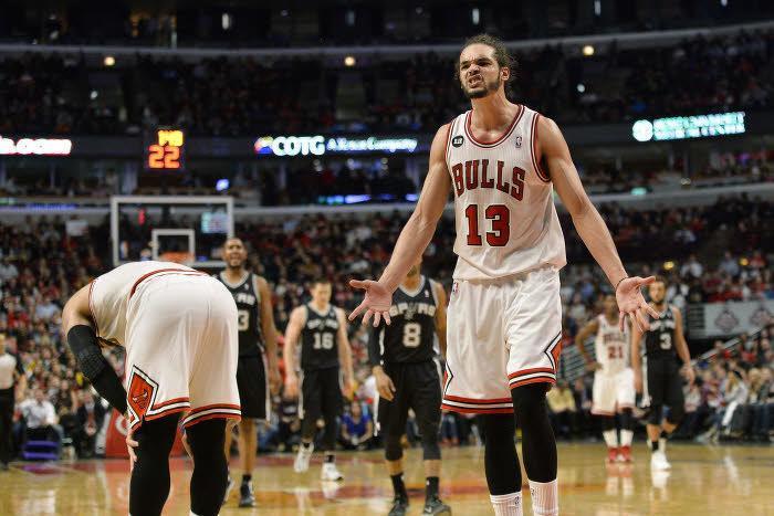 Joakim Noah, Bulls