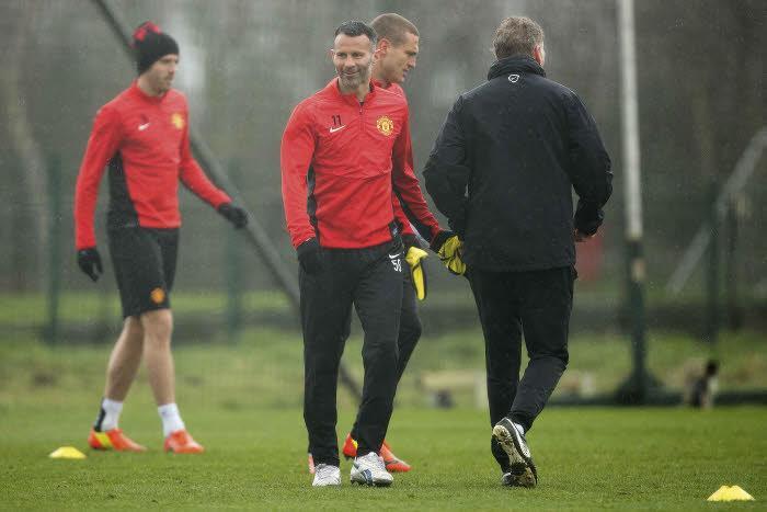 Ryan Giggs, Manchester United