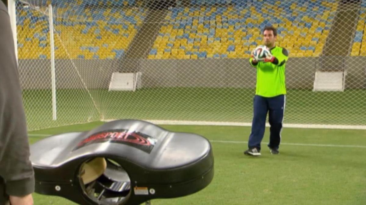 Coupe du monde Brésil 2014 : La technologie Goal-line testé au Maracana (vidéo)