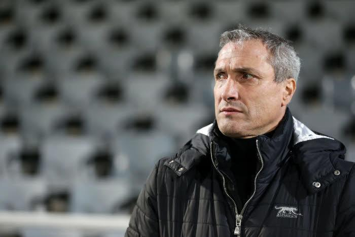 Bernard Casoni, AJ Auxerre
