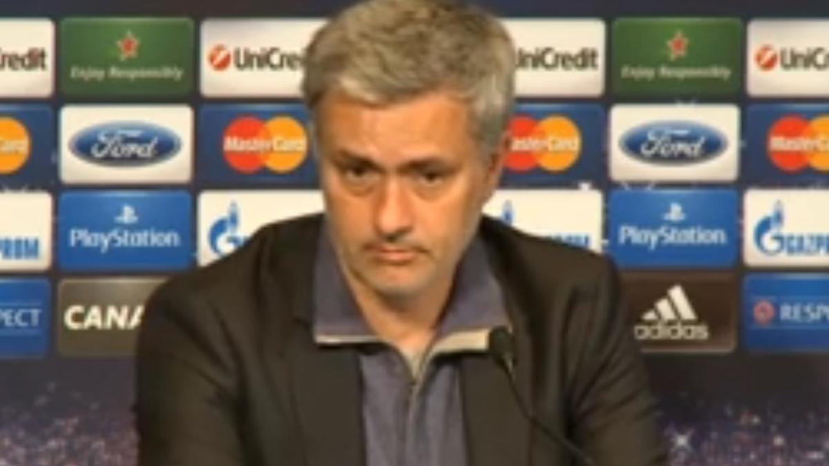 Ligue des Champions - Chelsea - Mourinho « Pas encore éliminés »