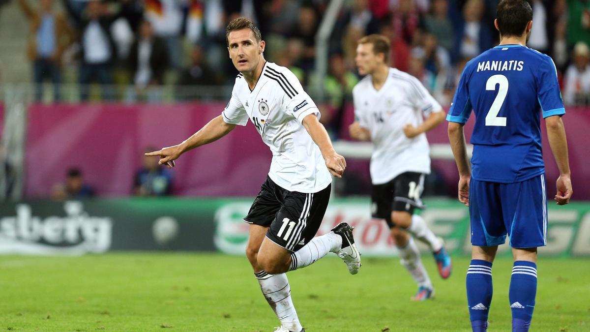 Coupe du monde : Tous les buts de Klose (vidéo)