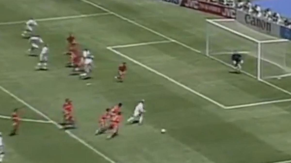 Coupe du monde 1994 : Le plus beau but (vidéo)