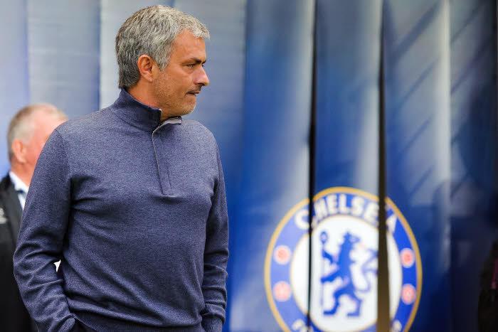 Quand Mourinho s'en prend à un caméraman anglais…
