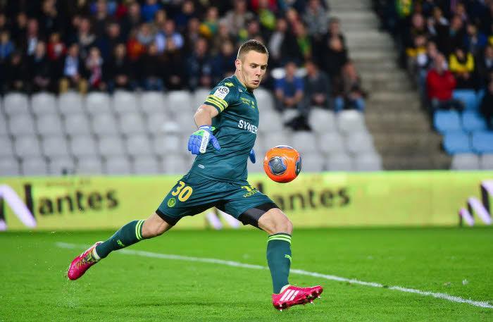 Maxime Dupé, FC Nantes