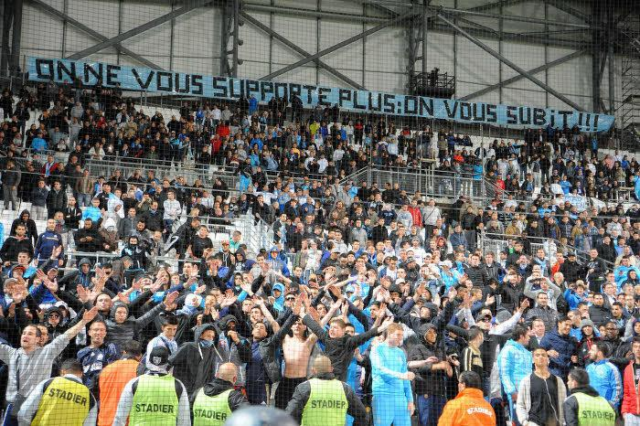 Supporters OM, Vélodrome