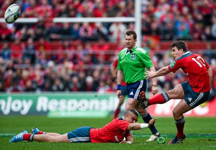 Ian Keatley, Munster