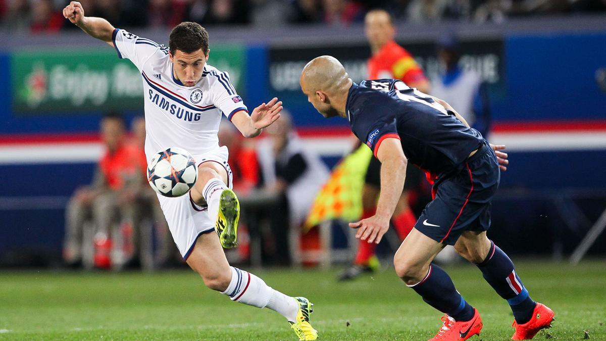PSG/Chelsea : «Hazard aime le parfum de ces grandes rencontres»