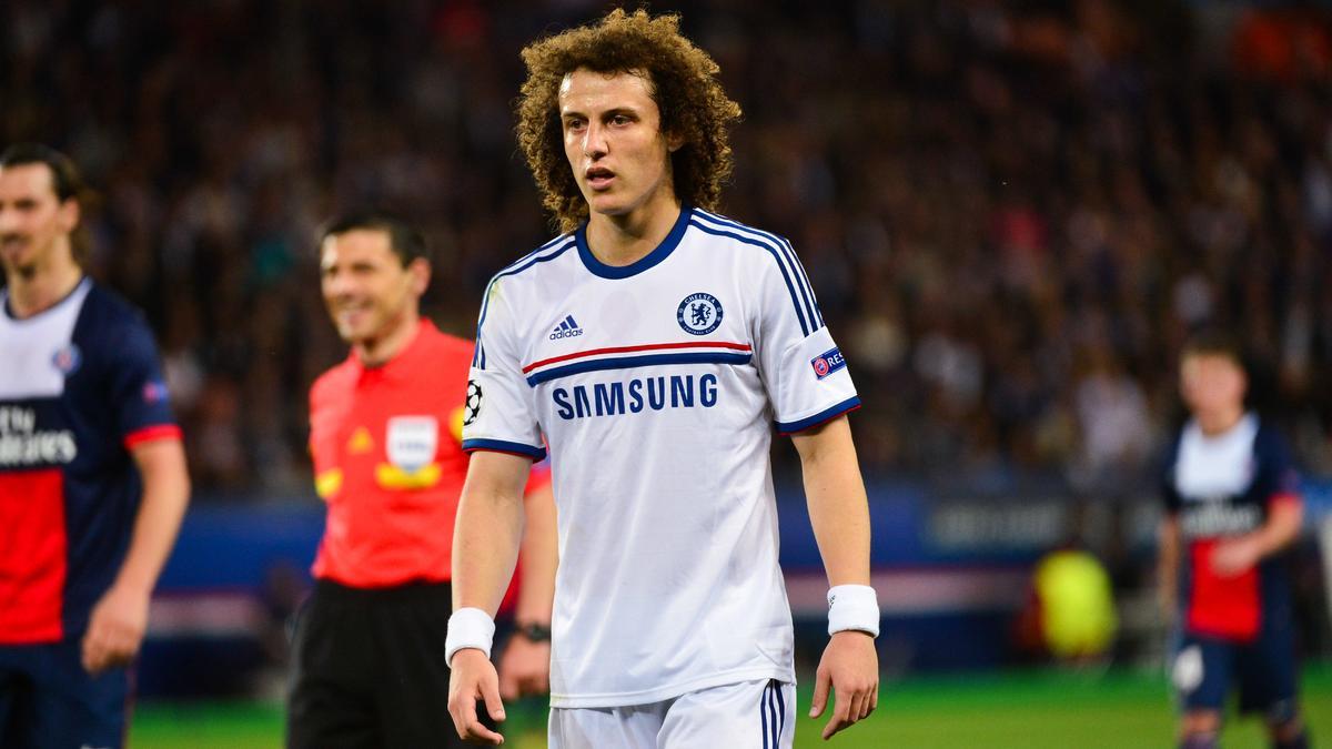 PSG : David Luiz en approche pour 46M� ?