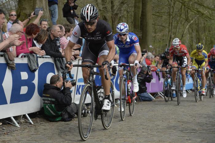 Fabian Cancellara, Trek