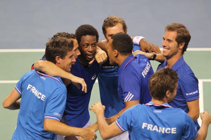 Équipe de France de Coupe Davis