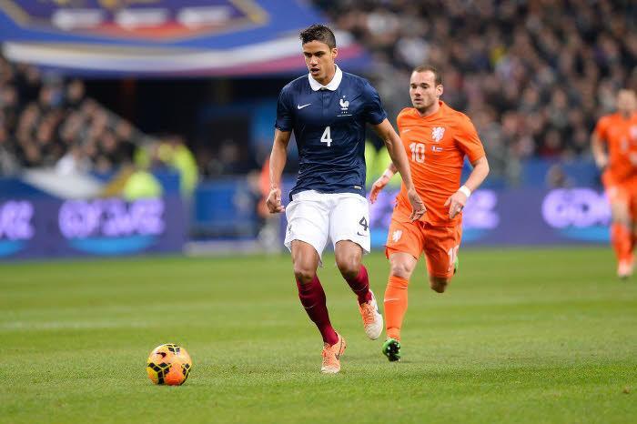 Raphaël Varane, Équipe de France