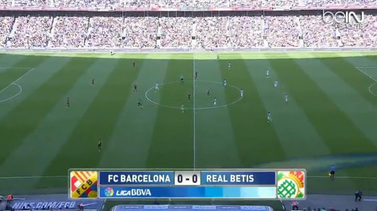 Liga : Revivez la victoire (3-1) du FC Barcelone contre le Bétis Séville (vidéo)