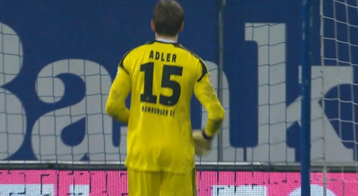 Bundesliga : La boulette de René Adler (vidéo)