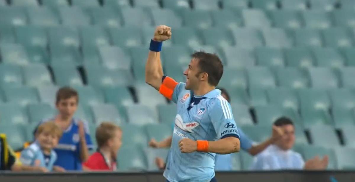 Australie : Encore un coup franc pour Alessandro Del Piero ! (vidéo)
