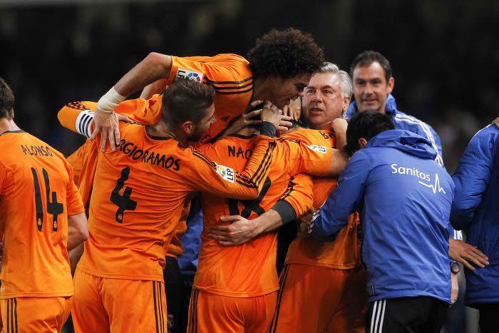 Liga : Le Real Madrid suit le rythme (vidéo)