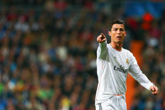 Cristiano Ronaldo, Real Madrid