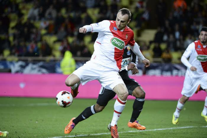 Dimitar Berbatov, AS Monaco