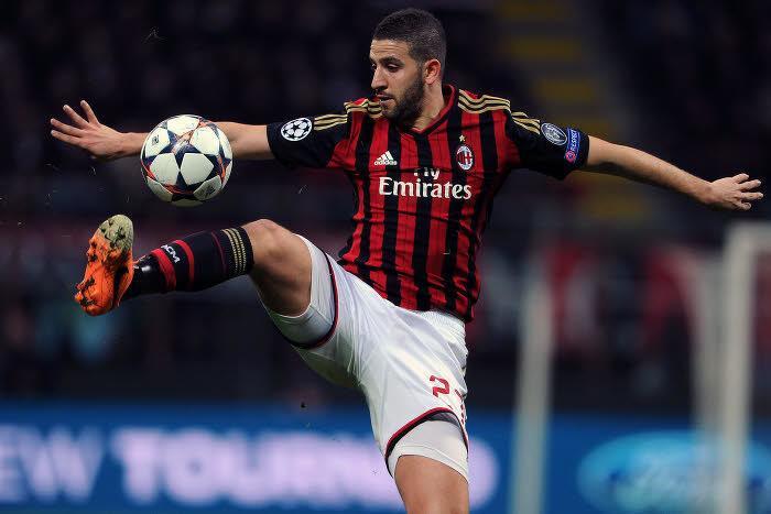 Adel Taarabt, Milan AC